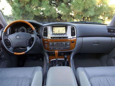 lexus suv 2003 interior lexus gx 470 interior image 24