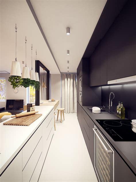 sleek kitchen creative sleek kitchen interior design ideas