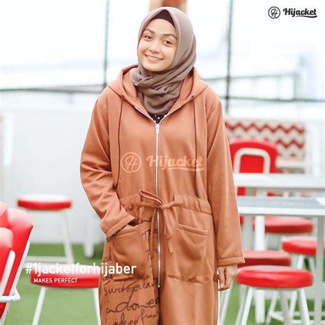 Hijacket Urbanashion Ruby toko naim khan hijacket collection hijaber indonesia