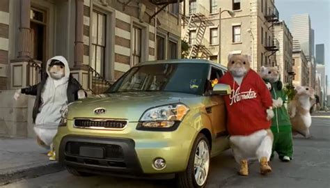 Kia Soul Rat Commercial The Kia Soul Hamster Commercials A New World On Wheels
