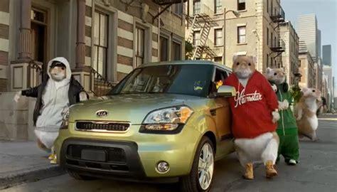 Kia Rats The Kia Soul Hamster Commercials A New World On Wheels