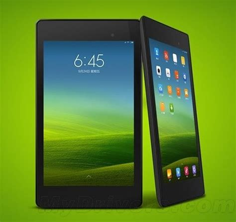 Tablet Xiaomi Mipad xiaomi mipad tablet could arrive next month notebookcheck net news