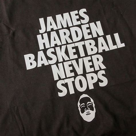 Tshirt Kd Never Stop Nike harden quot basketball never stop quot t shirt