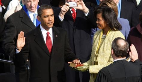 When Did Obama Take Office obama inauguration ceremony enters second day israel