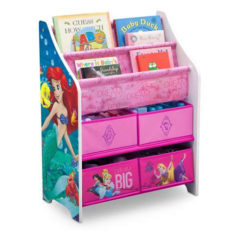 toy organizer disney princess book toy organizer
