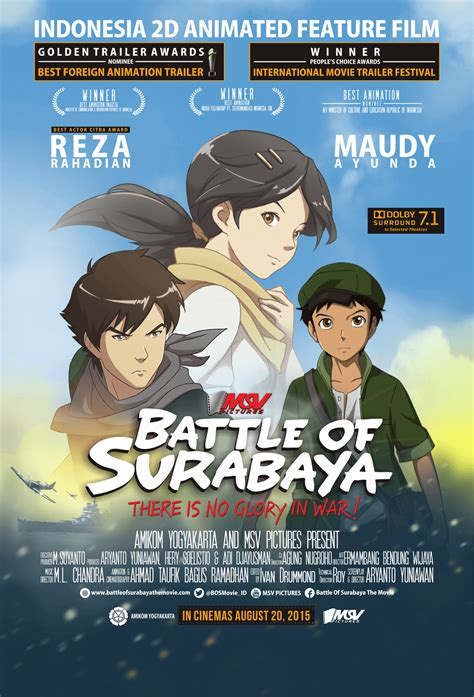 film animasi online sub indo battle of surabaya the movie film animasi indonesia