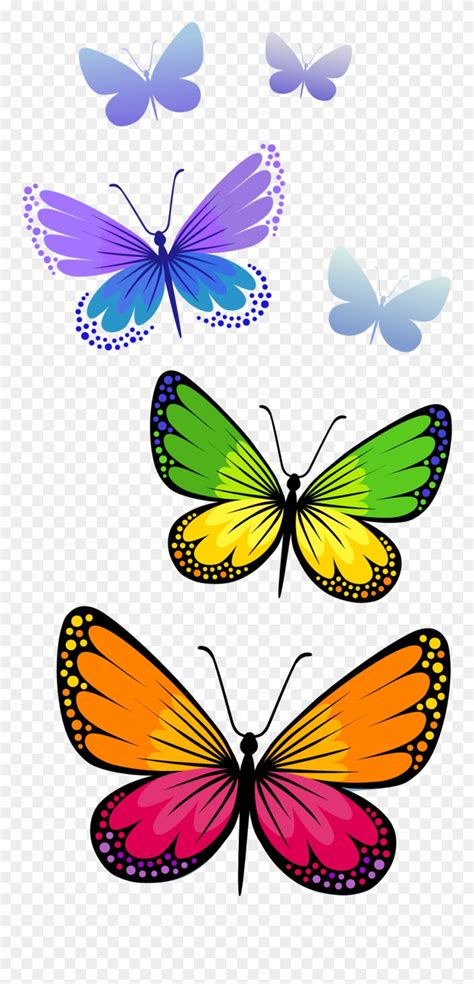 free butterfly clipart half butterfly cliparts free clip png