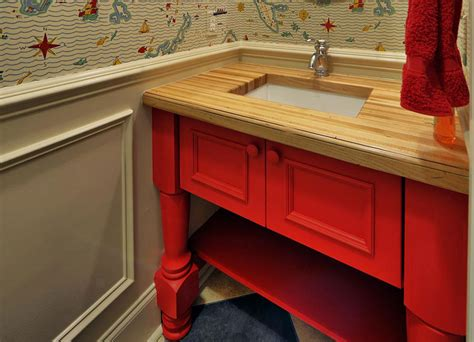 wood bathroom countertops wood bathroom countertops by grothouse