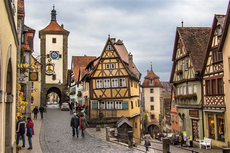 cute towns the top 10 most beautiful towns in germany