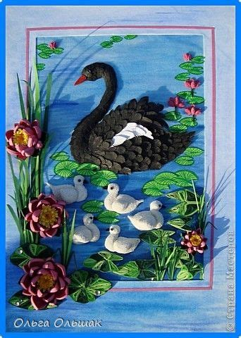 quilling swan tutorial 17 best images about quiling yap on pinterest fall
