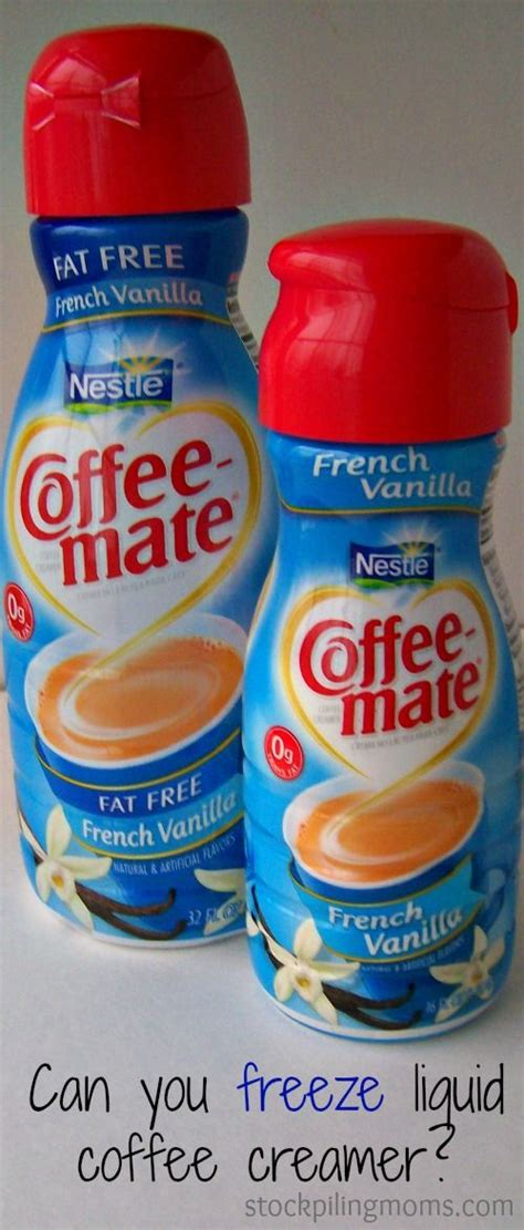 Day Coffee Freeze 10x30g 37 best coffee mate recipes images on coffee creamer coffee milk and baking