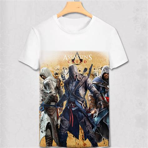 Assassin S Creed 4 T Shirt assassins creed t shirts ezio assassins creed store