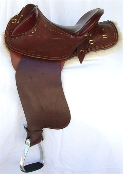 Handmade Saddles - australian saddles and handmade saddles at cliff killeen