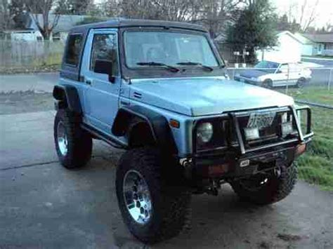 Diesel Suzuki Samurai Buy New Samurai Diesel In Eagle Point Oregon United