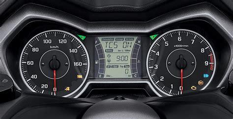 fitur yamaha xmax cc  speedometer warungasep