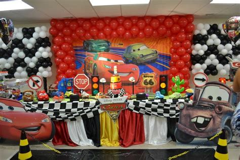 Cars Birthday Decorations by Cars Decoration Cars Cars Car
