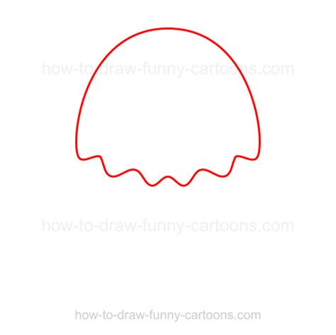 jellyfish template how to draw a jellyfish