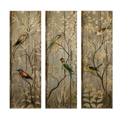 home decorative collection home decorators collection 42 in h calima bird wall decor