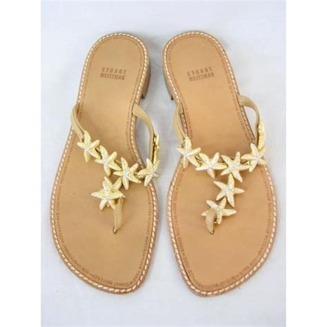 stuart weitzman starfish sandals 1000 ideas about starfish sandals on