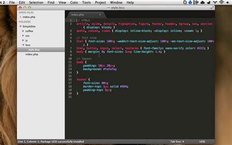 sublime workflow andrey tarantsov sublime text workflow that beats coda