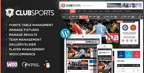 themes wordpress free sport club sports events and sports news theme by pixfill