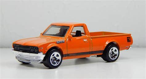 Hotwheel Datsun datsun 620 hw road de hotwheels 2014 139 250 50