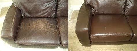 Fix Worn Leather by Leather Doc Sofas Worn Leather Sofa Repairs