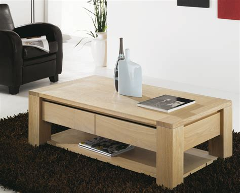 Table Salon Bois Massif Homeandgarden