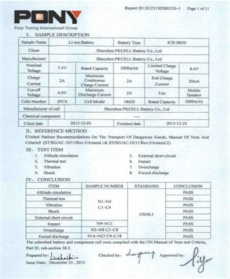 lab test report template 9 test report templates free sle exle format