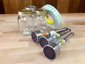 how to make solar light dollar store crafts how to make jar solar lights