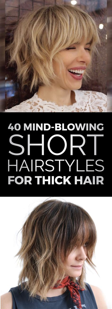 haircut deals windsor 40 mind blowing short hairstyles for thick hair style