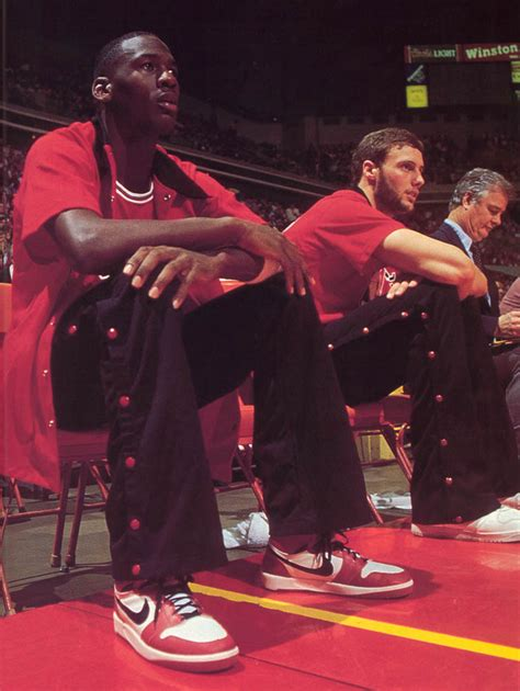 michael jordan bench a forgotten air jordan 1 makes its return sole collector