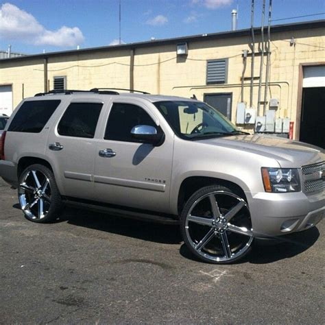 Wheelset 26 Quot 2000 chevy tahoe 26 quot edition wheels silver machine