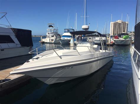 cuddy cabin boats for sale san diego 2001 used fountain 31 cc cuddy cabin boat for sale