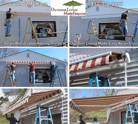 solair retractable awnings outdoor living solair retractable awnings