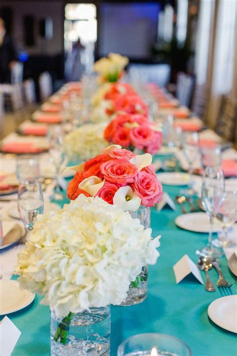 coral reef centerpieces 17 best ideas about coral wedding centerpieces on