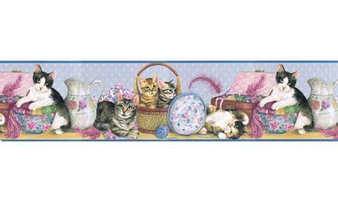 cat wallpaper border cats wallpaper border b5803020