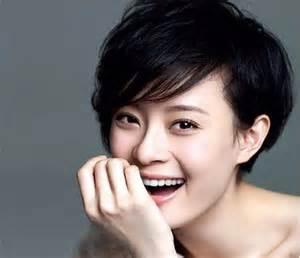 is pixie cut hair ok for cheeks best 25 asian pixie cut ideas on pinterest long pixie