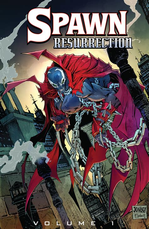 satan s spawn spawn spitfire volume one satan s spawn mc books sep150578 spawn resurrection tp vol 01 previews world