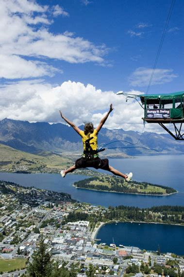 swing new zealand ledge sky swing queenstown 187 experience queenstown