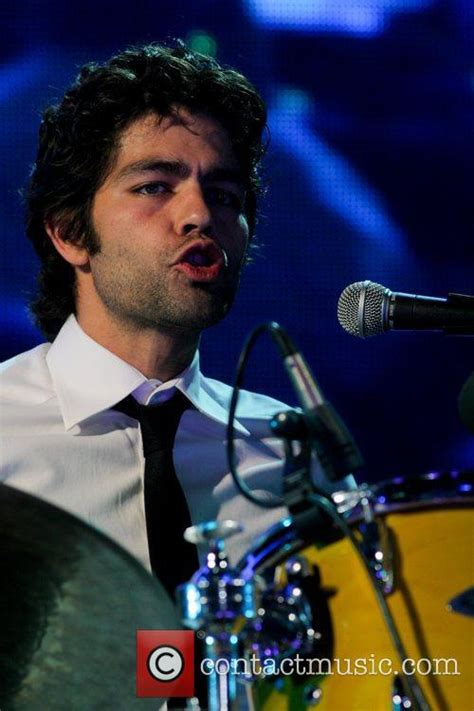 Adrian Grenier Performs With His Band The Honey Brothers At The Orange Drive New Year S