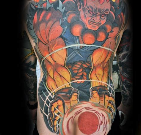 street fighter tattoo designs 40 fighter designs for ink