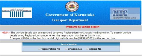 Ga Number Search Search Vehicle Details With Registration Number All About Belgaum