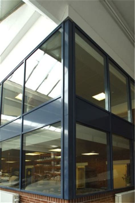 fire rated curtain wall fire rated aluminum curtain walls aluflam north america