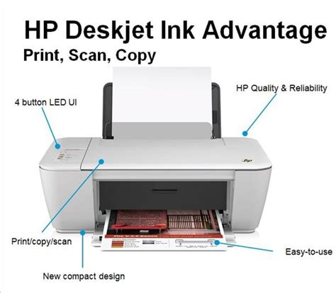 Hp Deskjet Ink Advantage 1515 All In One Printer Putih hp deskjet ink advantage 1515 all in one
