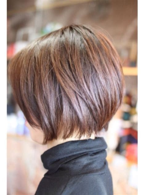 simple bob 30 simple and easy hairstyles for straight hair short