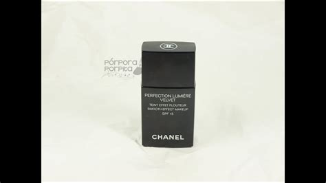 Harga Chanel Perfection Lumiere Velvet review perfection lumiere velvet de chanel