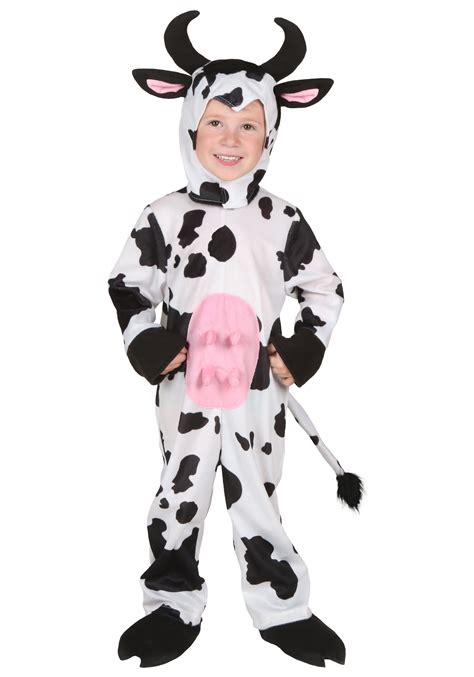 cow costume toddler cow costume