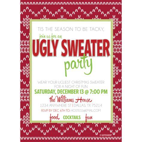 free printable sweater invitations sweater invitation kateogroup