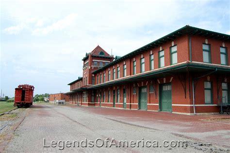 legends of america photo prints railroads depots